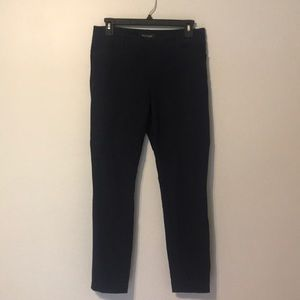 White House Black Market Slim Leg Ankel Pants